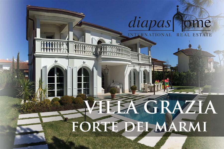 Villa Forte dei Marmi - Toscana