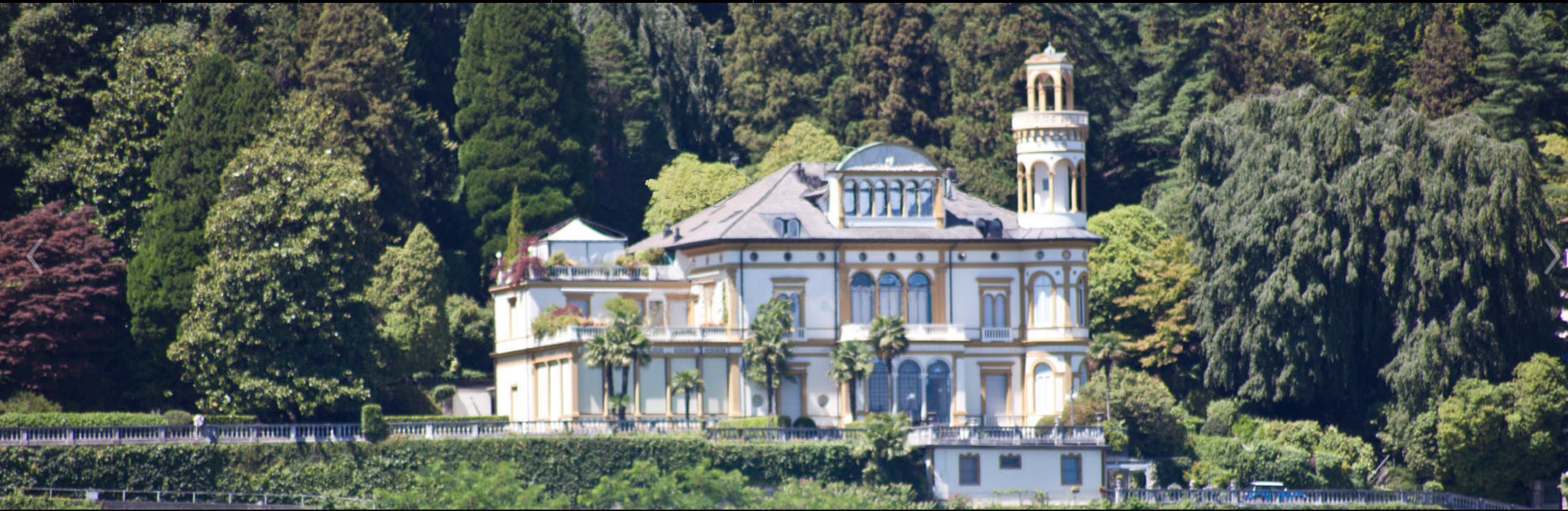 Villa Branca Lago Maggiore