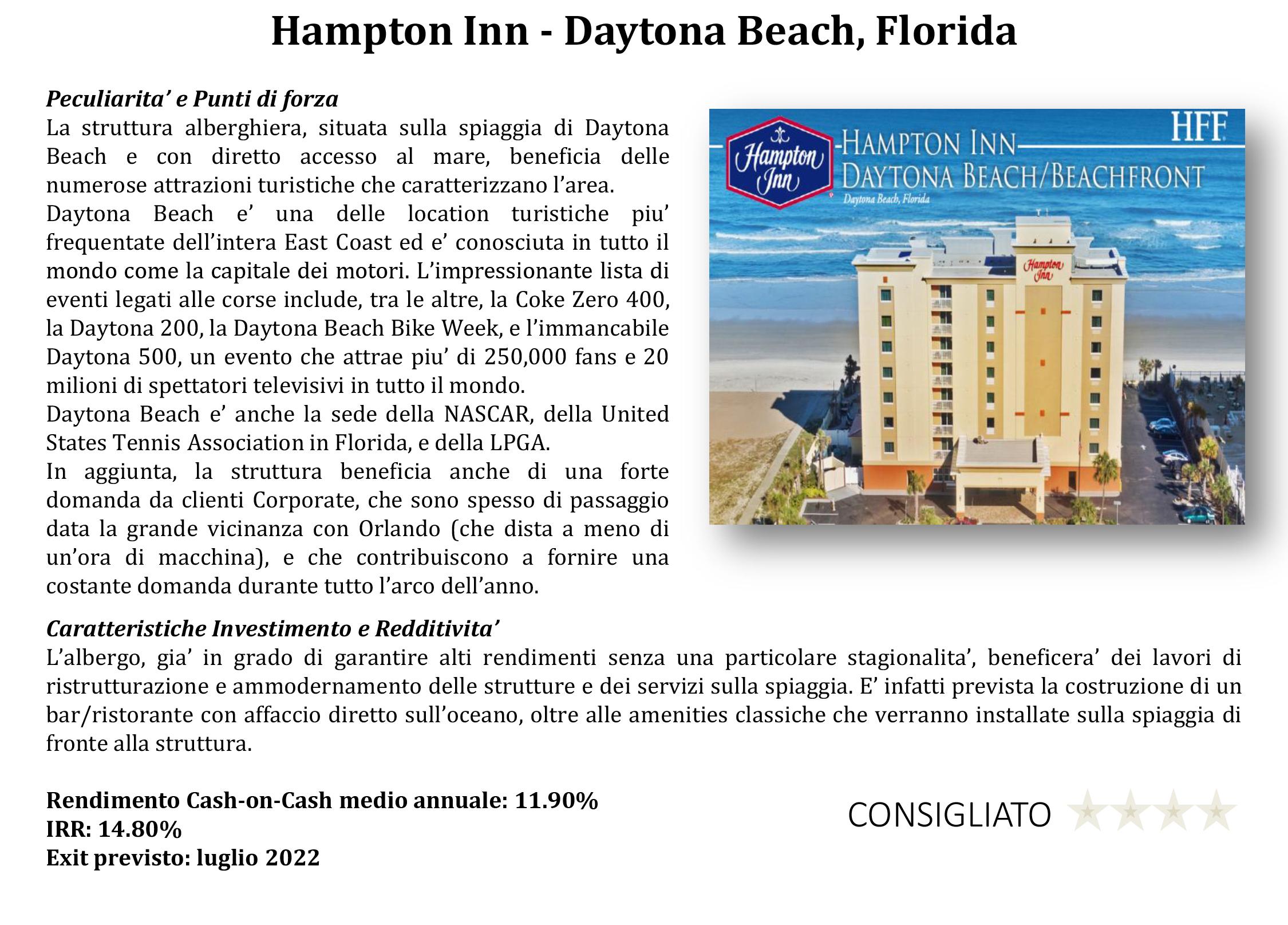 investimenti alberghieri negli Usa Diapashome