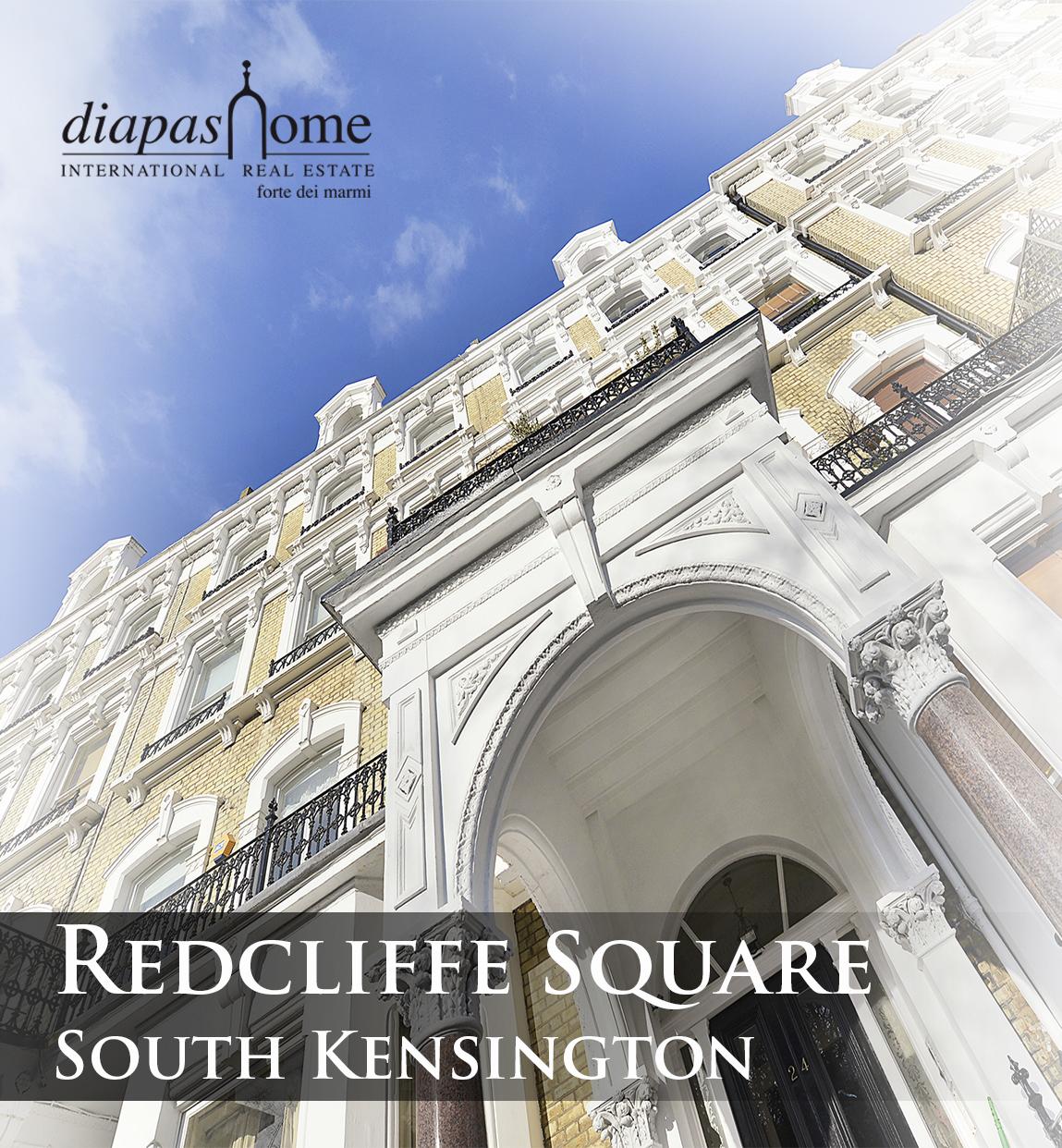 Kensington Station Apartments: Redcliffe Square, South Kensington