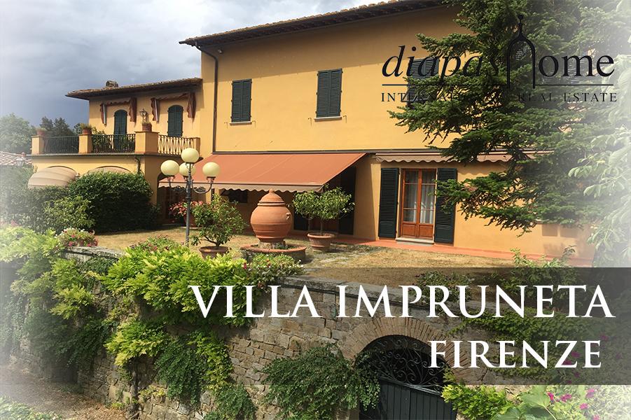 Villa Impruneta - Firenze