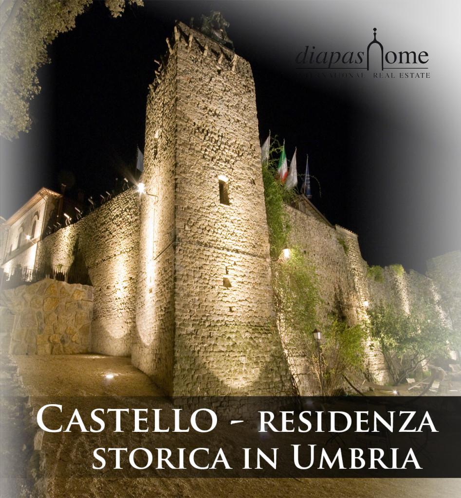 Castello Residenza Storica - Umbria